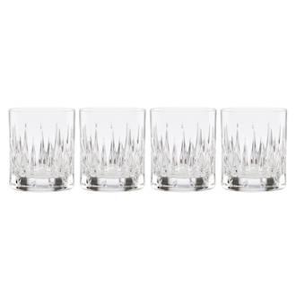 Soho Whiskey Glass, set 4