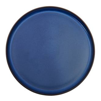 Imperial Blue Round Platter 31cm