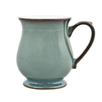 Denby Regency Green Craftsman Mug