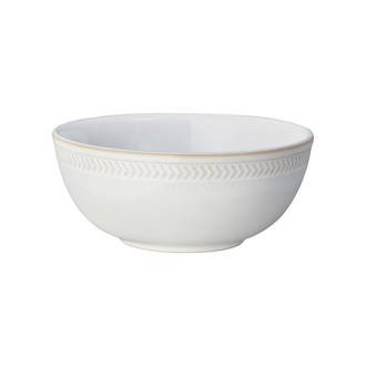 Denby Canvas Textured Soup/ Cereal Bowl