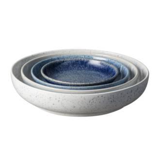 Studio Blue Nesting Bowl Set 4