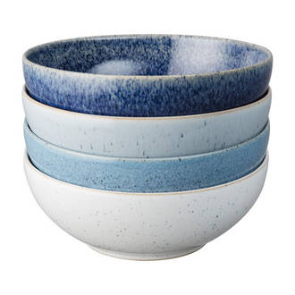 Studio Blue Cereal Bowl Set