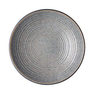 Studio Grey Medium Ridged Bowl Grey, 26cm