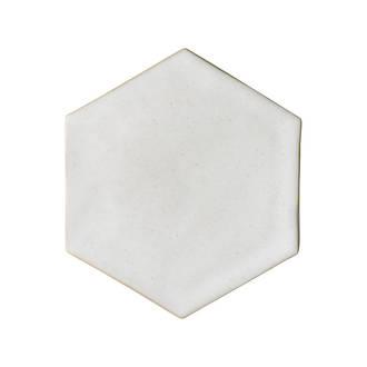 Studio Grey Table Tile/ Coaster White 12cm