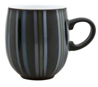 Denby Jet Stripes Mug