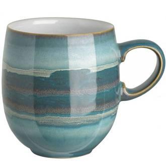 Denby Azure Coast Mug
