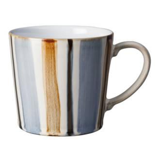 Denby Stripe Brown Mug