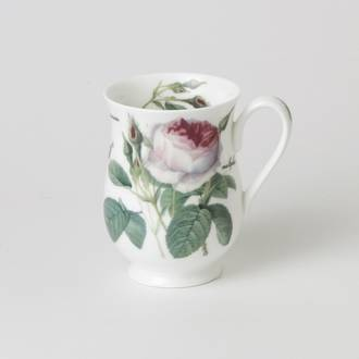 Redoute Rose Eleanor Mug