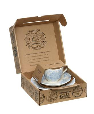Asiatic Pheasant Cup, Saucer & Plate Set