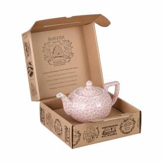 Felicity Pink Teapot