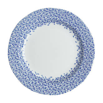 Dark Blue Felicity Dinner Plate