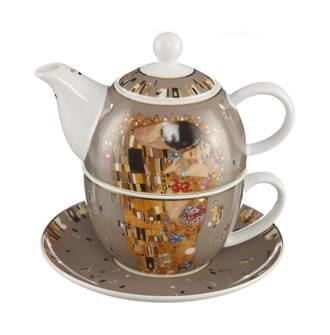 Klimt - The Kiss Tea for One
