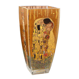 Klimt Vase - 'The Kiss' 30cm