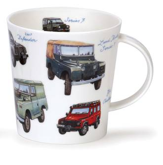 Classic Collection Landrovers