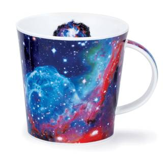 Cosmos Blue Nebula