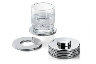 Rings Coaster Set 6 piece