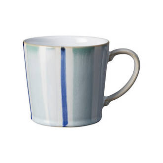 Denby Stripe Blue Mug