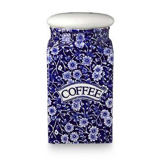 Calico Coffee Canister
