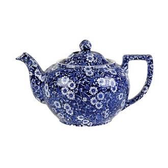 Calico Teapot 3-4 cup