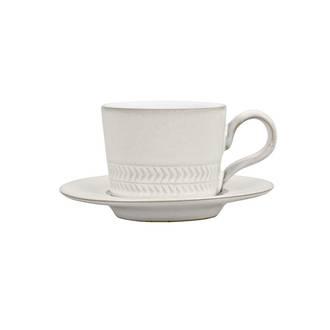 Denby Canvas Espresso Cup & Saucer
