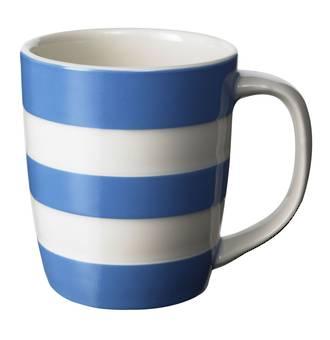 Cornishware Mug Blue