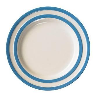 Cornish Blue Breakfast Plate