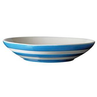 Cornish Blue Pasta/ Coupe Bowl