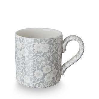 Dove Grey Calico Mug