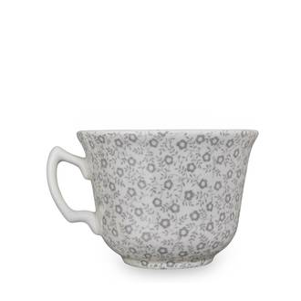 Dove Grey Felicity Teacup