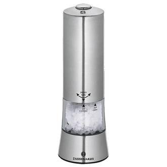 Gera Electric 18cm Salt Grinder