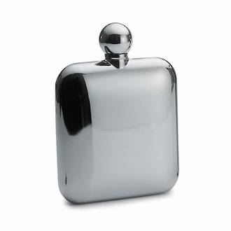 Churchill Hip Flask 11cm
