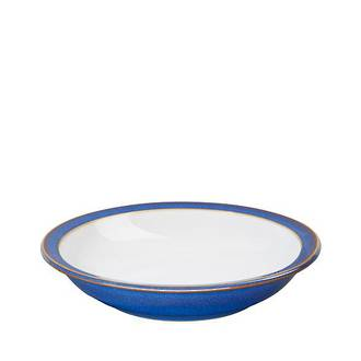 Imperial Blue Rimmed Bowl