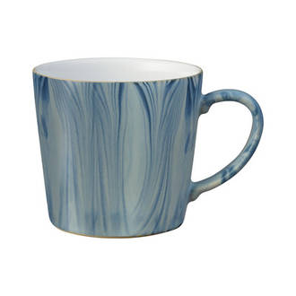 Denby Marbled Blue Mug