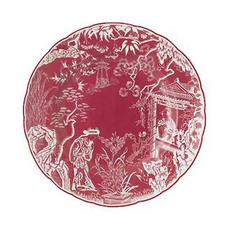 Mikado Plate - Pink