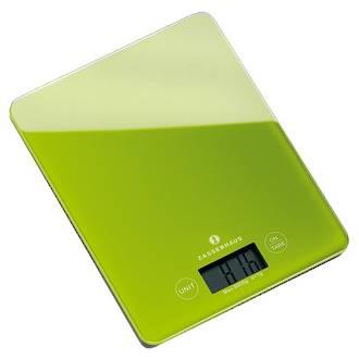 Digital Kitchen Scales - green