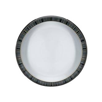 Jet Stripes Salad Plate