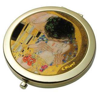The Kiss Compact Mirror - Klimt