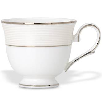 Opal Innocence Stripe Teacup