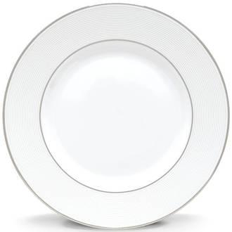 Opal Innocence Stripe Dinner Plate