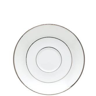Opal Innocence Stripe Tea Saucer