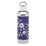 Navy Floral Hydration Bottle