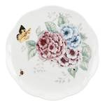 Butterfly Meadow Hydrangea Accent Plate 23cm