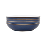 Imperial Blue Pasta Bowl Set 4