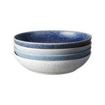 Studio Blue Pasta Bowl Set 4
