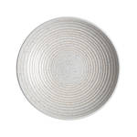Studio Blue Ridged Bowl Medium - Chalk