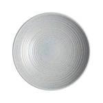 Studio Blue Ridged Bowl Medium - Pebble