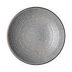 Studio Grey Medium Ridged Bowl Grey, 26cm