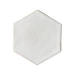 Studio Grey Table Tile/ Coaster White 12cm
