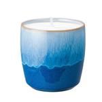 Blue Haze Candle Pot