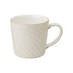Spiral Cream Impression Mug